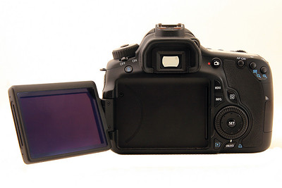 Canon 60D Flexible LCD